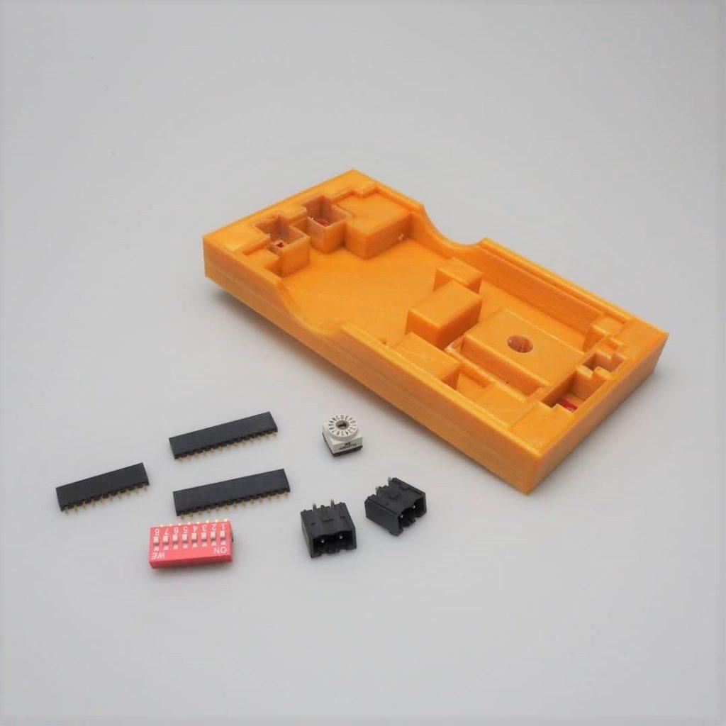 3D-Druck Consulting - Bestückhilfe für Leiterplatten